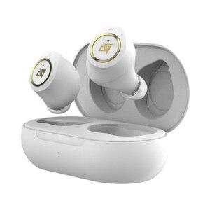 Image 2 - 2020 najnowszy AUGLAMOUR AT 200 TWS Bluetooth słuchawki 5.0 IPX5 wodoodporne słuchawki bezprzewodowe słuchawki douszne HIFI Bass dla inteligentnego telefonu
