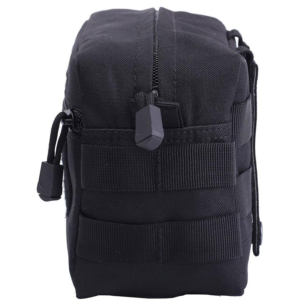 black molle pouch