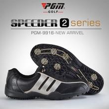 Высокое качество, профессиональная спортивная обувь, аутентичная обувь для гольфа, мужская спортивная обувь, дышащая нескользящая обувь, 6 цветов
