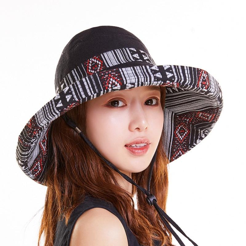 New Unisex Sun Hats Women Summer Double Side Bucket Hat Girl Pure Color Panama Fedoras Outdoor Fisherman Hat Visor Basin Cap