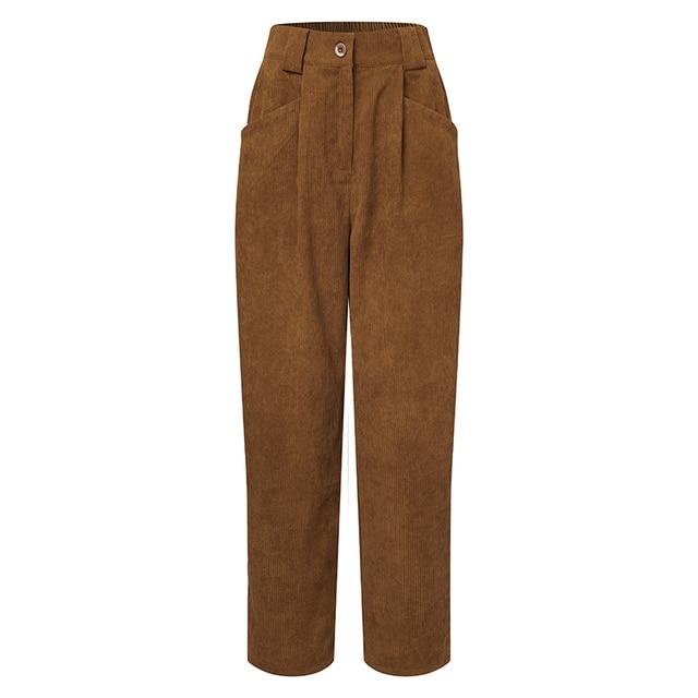 Winter Harem Trousers 5