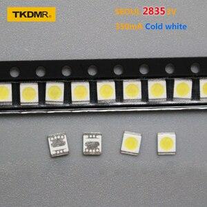 TKDMR 100pcs For SEOUL LED Backlight 1W 3V 3528 2835 131LM Cool white For LED LCD Backlight TV Application LED LCD TV Backlight(China)