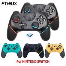 Bluetooth Wireless Controller Für Nintend Schalter Gamepads Konsole Control nintendoswitch PC Game controller mit 6 Achse Griff