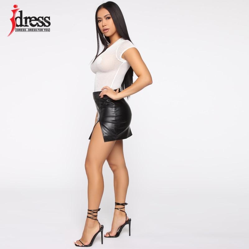 IDress One Piece Short Sleeve Crop Top Vestido De Renda Ukraine Party Body Feminino Shorts Macacao Women Rompers Mesh Bodysuit (9)