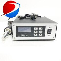 Ręczna maszyna do cięcia ultradźwiękowego do cięcia tiulu i zasłon UCE HPWM800W35khz w Części do myjek ultradźwiękowych od AGD na