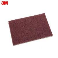 Abrasive Tools 3M 07447 Metalworking Grinding Wheel Sanding Polishing Disc Universal sanding sheet a VFN maroon