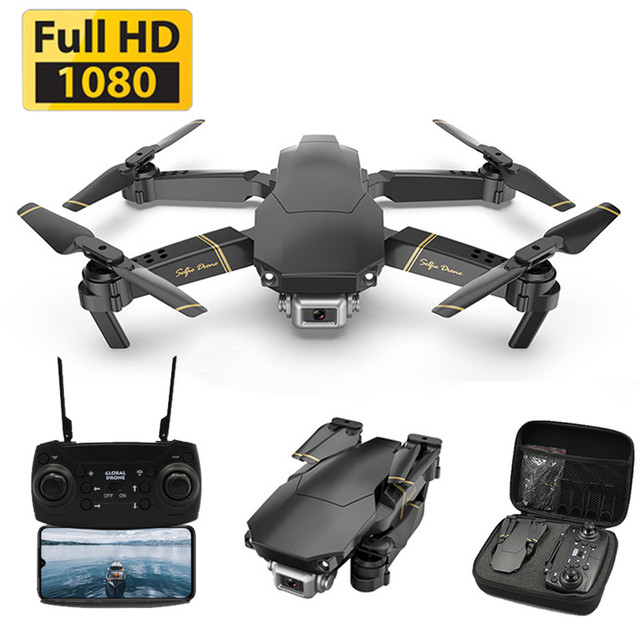 GD89 Drone Global Drone with HD Aerial Video Camera 1080P RC Drones X Pro RC Helicopter FPV Quadrocopter Dron Foldable toy 1