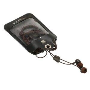 Image 5 - موضة 3.5 مللي متر سماعة رأس سلكية سماعة مضفر سوار سماعة مع ميكروفون المحمولة الجيش الأخضر سماعة أذن تستخدم عند ممارسة الرياضة ل هاتف ذكي