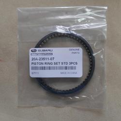 EX17 набор поршневых колец 67 мм для ROBIN SUBARU EX21 KX21 EP17 EP21 EK17 MK200 4T моторный культиватор компрессионные масляные кольца Бесплатная доставка