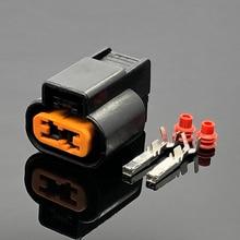 5 комплектов 2 контактный 2.2 PB625-02027 мм PK501-02020 датчик ABS задний лампа автомобильная жгут проводов разъем для Мицубиси Souast