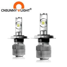 CNSUNNYLIGHT R2 H7 LED lamp H11/H8 H4 9005/HB3 9006/HB4 Turbo Car Headlight Bulbs 12000LM Auto Headlamp 6000K Light Accessories