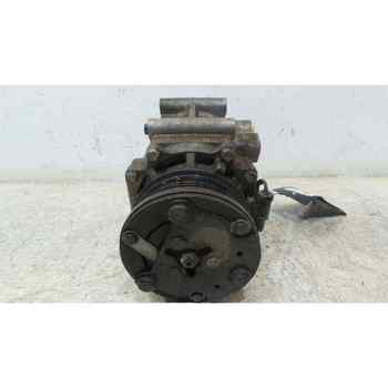 2004AUG31 AIR CONDITIONING COMPRESSOR MAZDA 2 SALOON (DY)