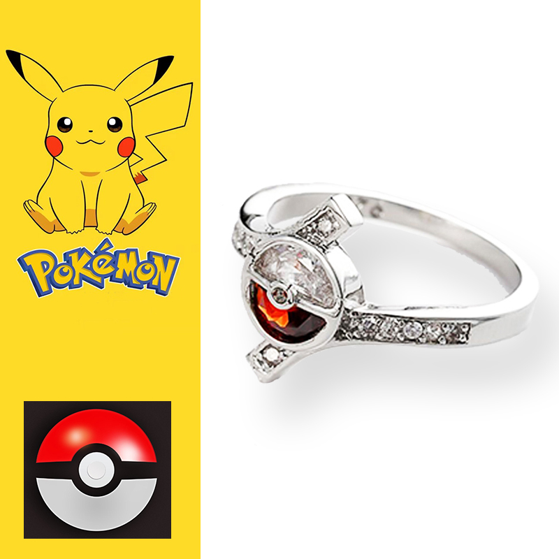 font-b-pokemon-b-font-go-cosplay-ring-props-pikachu-poke-ball-rings-cartoon-jewelry