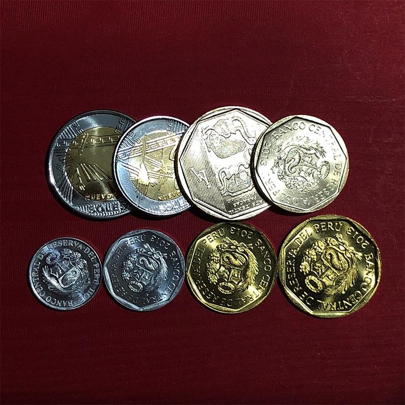 # 1941 Burundi 6 coins set 2014 birds UNC