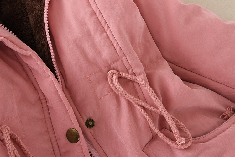 19 Parka Women Jacket Women Winter Coat Women Warm Hooded Women Parka Female Jacket Long Coat Parkas 16 Colour Free Shipping 7
