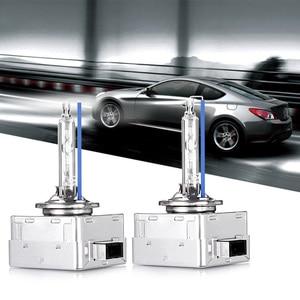 Image 4 - Philips Ultinon HID D3S 42403WXX2 35W 6000K Cool White Light Xenon HID Headlight Car Bulbs Auto Fashion Lamps (Twin Pack)