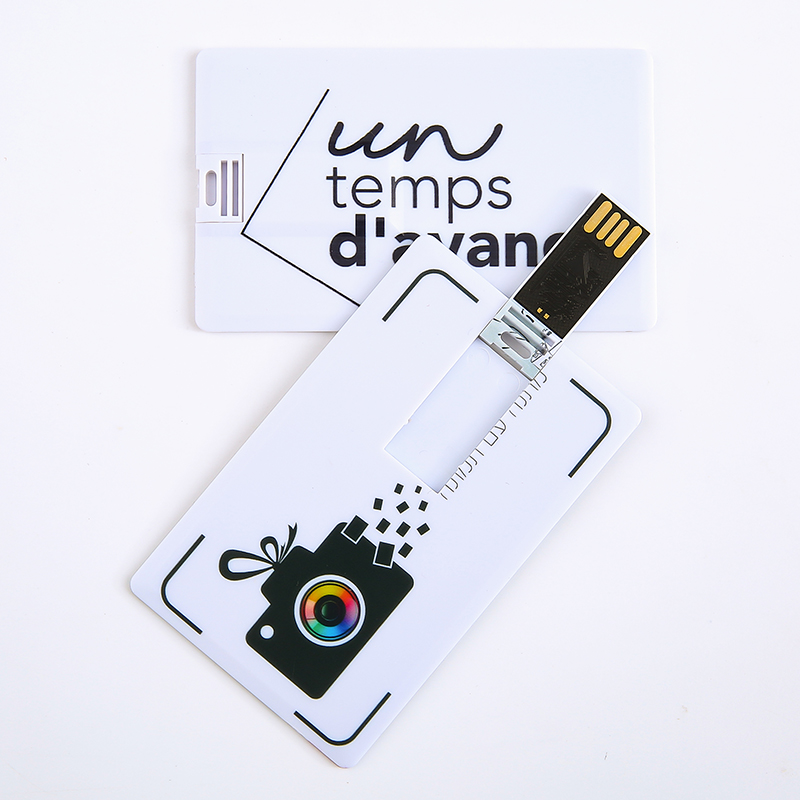 Personality logo customized photo Card Shaped usb flash drive pendrive 4GB 8GB 16GB 32GB external storage Flash Card memory disk