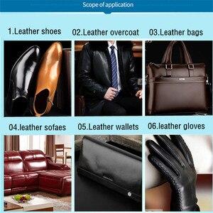 Image 3 - طقم ترميم الجلد السائل ، طلاء داخلي للأحذية ، إصلاح ، أسود ، بني ، منتجات السيارة ، أريكة مقعد السيارة