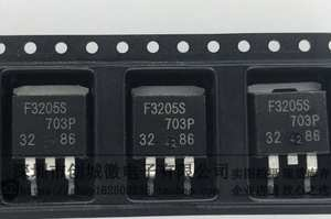 { New original }  10pcslot IRF3205SPBF IRF3205S F3205S TO-263