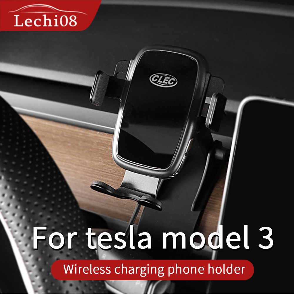 Car Phone Holder For Tesla Model 3 Accessories/car Accessories Model 3 Tesla Three Accessoires Model3 Tesla Model Y Interio