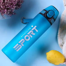Get more info on the New sports bottle 500ML fitness bottle outdoor travel portable leak-proof plastic cup space cup beverage bottle BPA Free