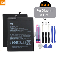 Xiaomi phone Battery BM3J 3250mAh for Xiaomi Mi 8 Lite High Capacity High quality Original replacement battery + Free Tools