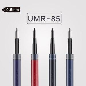 Image 1 - 12 Stks/partij Uni Bal Signo UMR 83 UMR 85 Refill Voor UMN 105 UMN 152 UMN 207 Gel Inkt Pen 0.5 Mm