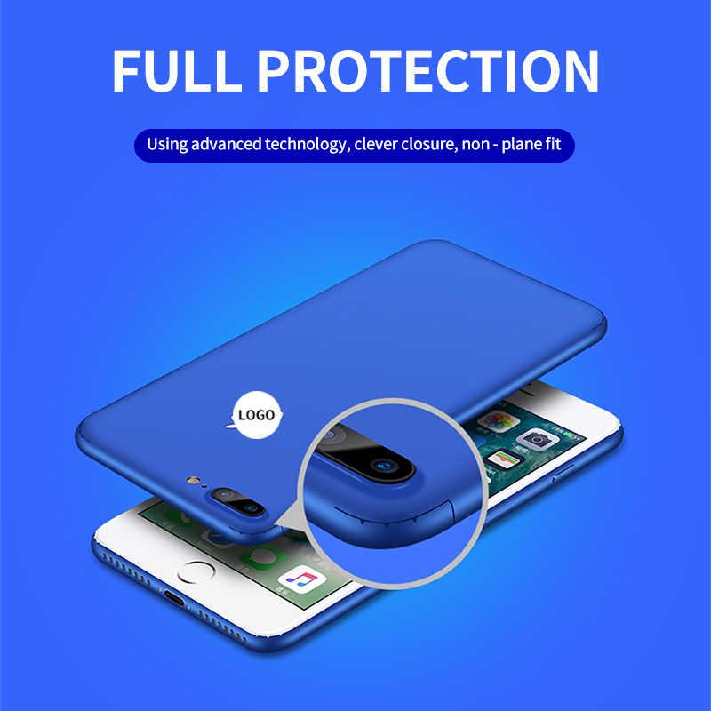 ฟิล์มน้ำแข็งเต็มรูปแบบสติกเกอร์ PURE โทรศัพท์กลับฟิล์มสำหรับ iPhone X 7 8 6 S 6 S PLUS บางสำหรับ iPhone 7 8 PLUS 5S SE 5 XS