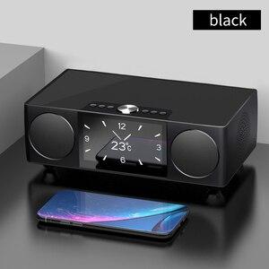 Image 2 - SOAIY S99 سمّاعات بلوتوث HiFi مكبر الصوت اللاسلكي ستيريو الصوت مضخم الصوت أفضل مكبر الصوت 8000mAH قوة البنك مشغل فيديو