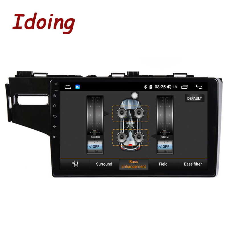 """Idoing 9""""4G+64G Octa Core Car Android 8.1 Radio Multimedia Player For Honda Fit Jazz 2014 GPS Navigation 2.5D IPS no 2 din dvd-in Car Multimedia Player from Automobiles & Motorcycles    2"""