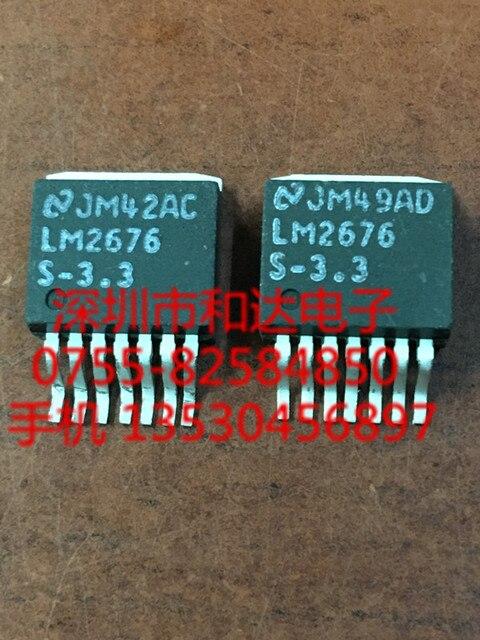 LM2676S-3.3 à-263