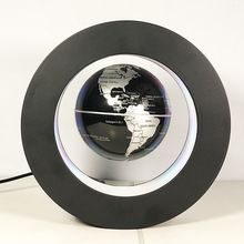 Maglev 3 Inch Circular Globe Panet Ornaments Childrens New Exotic Practical Creative Christmas Birthday Gifts