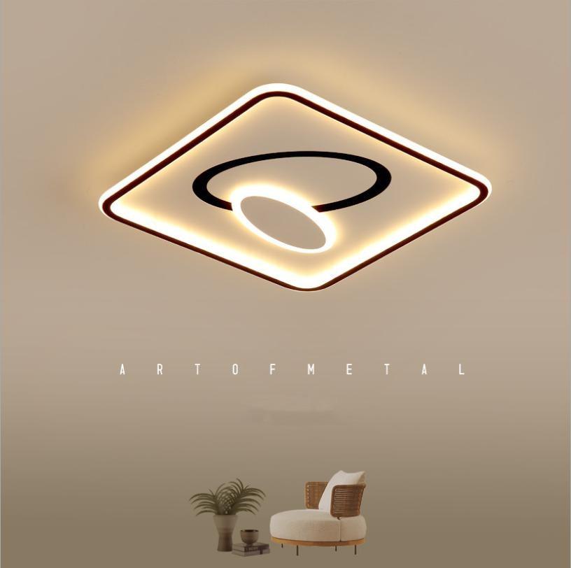 Купить новинка 2020 потолочный светильник для спальни теплый индивидуальный
