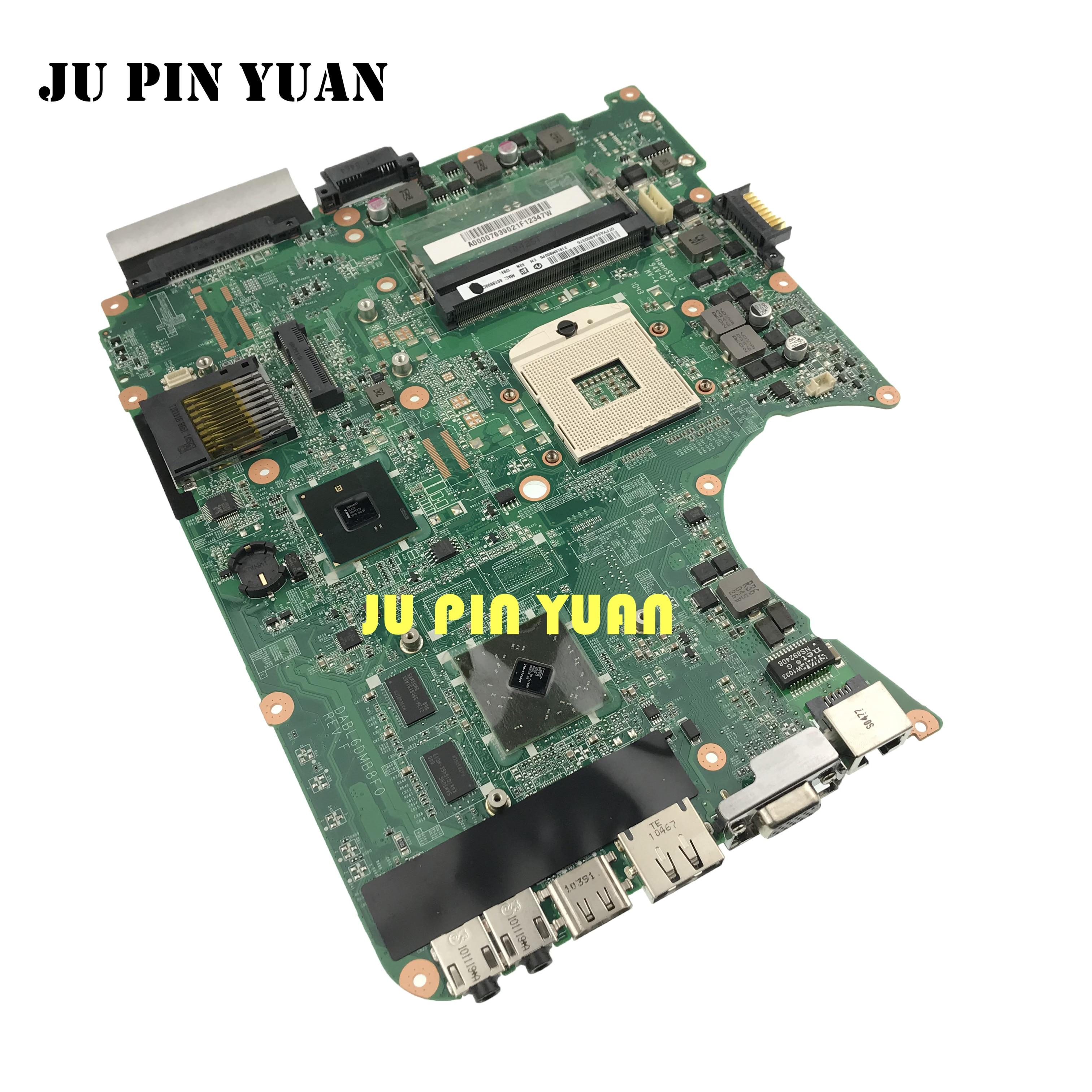 A000076390 para toshiba l650 l655 computador portátil placa-mãe dabl6dmb8f0 todas as funções totalmente testado