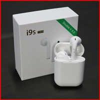 I9S TWS Bluetooth Kopfhörer 5,0 Sport drahtlose kopfhörer für iphone X 8 7 Plus Earbuds mit Mic Für Android Handys