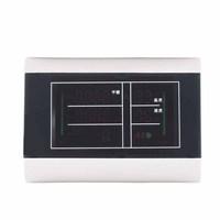 Качество воздуха регистратор загрязнений формальдегид многофункциональный детектор домашний внутренний пластик в HCHO TVOC температура и вла...