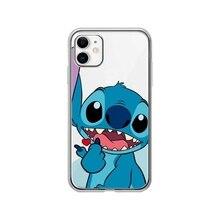 Obal pre iPhone Mickey Minnie Stitch 16vzorov
