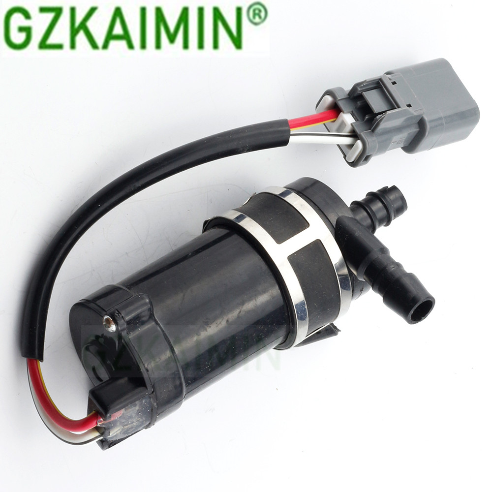 High Quality Windshield Washer Pump Fits Honda Accord Civic CR V OEM 76806 SNB S01  76806SNBS01|Water Pumps| |  - title=