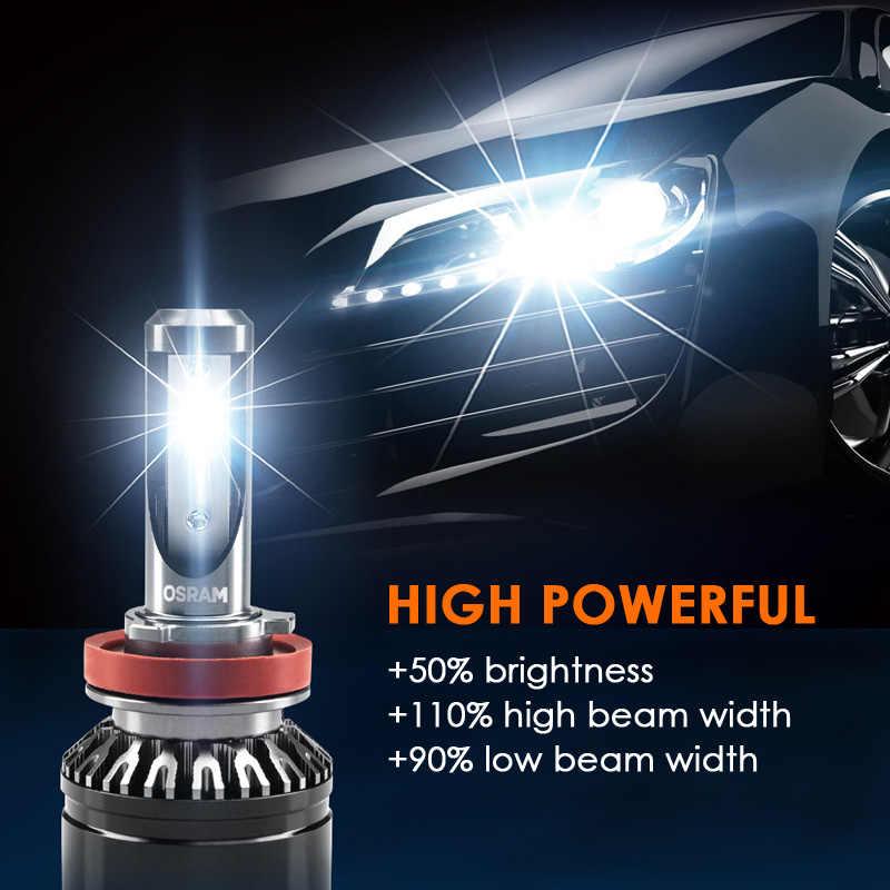 OSRAM СВЕТОДИОДНЫЙ riving H1 16150CW 12V 6000K холодный белый Светодиодный Автомобильная фара оригинальные лампочки 50% больше яркости, пара