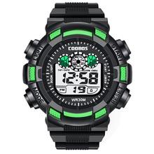 Sports Kids Electronic Watch Waterproof Digital Wristwatches Children Girls