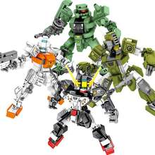 Популярный супер робот война 1:133 gundam дэйгель zaku gm rgm
