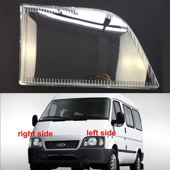 For Ford Transit 2006 2007 2008 2009 2010 2011 2012 2013 Front Headlight Shell Headlamp Cover Lamp Shade Lampshade Mask