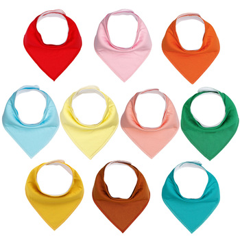 Baby Bandana Drool Bibs for Boys and Girls Super Soft Unisex 10 Pack Absorbent Cotton Organic Bib for Teething and Drooling premium baby bandana bibs extra soft natural cotton baby drool bib for drooling and teething super absorbent baby shower gift