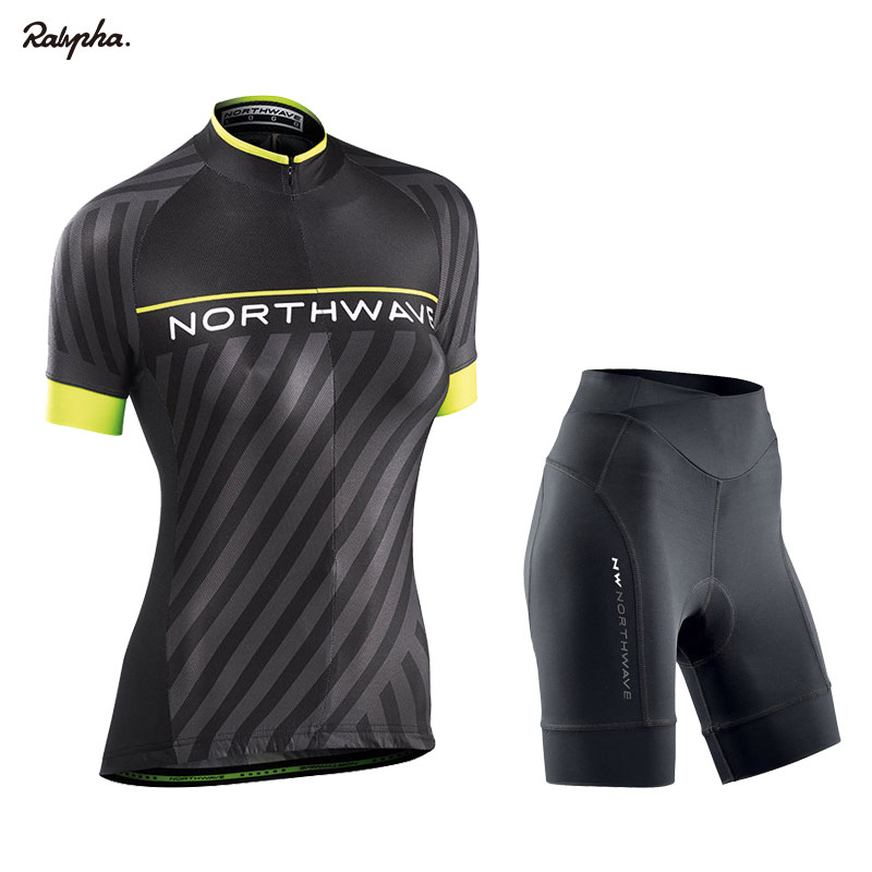 Rose Women/'s Cycling Kits Road Bike BIcycle Short Sleeve  Jersey Bib Shorts Sets