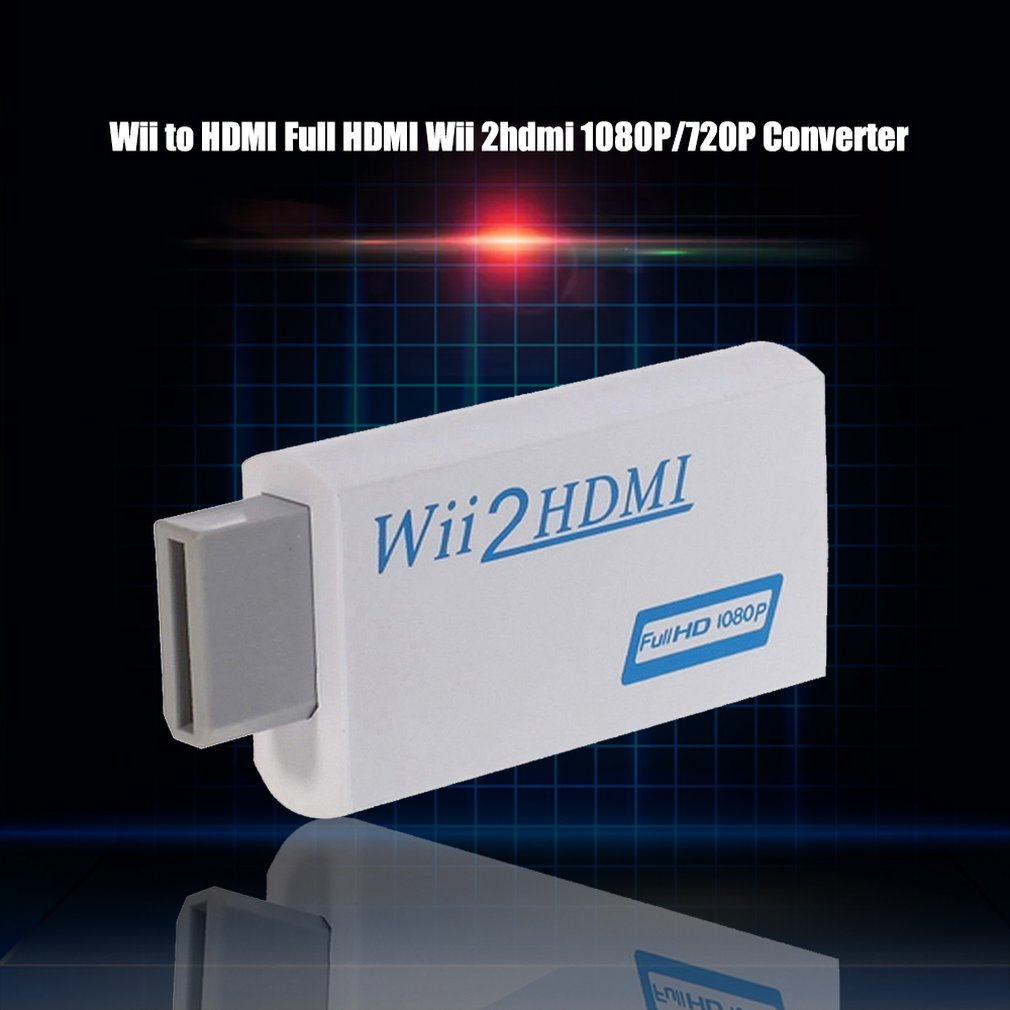 New Game Console  To Hdmi  To Hdmi Hd Converter Support HD Display Hassle Free 1080P Plug and Play