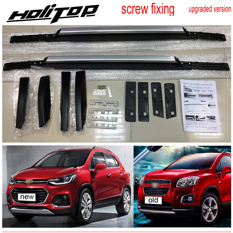 upgraded roof rack roof rail roof bar for chevrolet trax install by screws instead glue stable safe das quality ceritficate