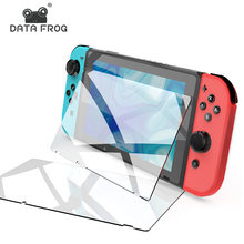 Закаленное стекло data frog 9h Защита экрана для nintendo switch