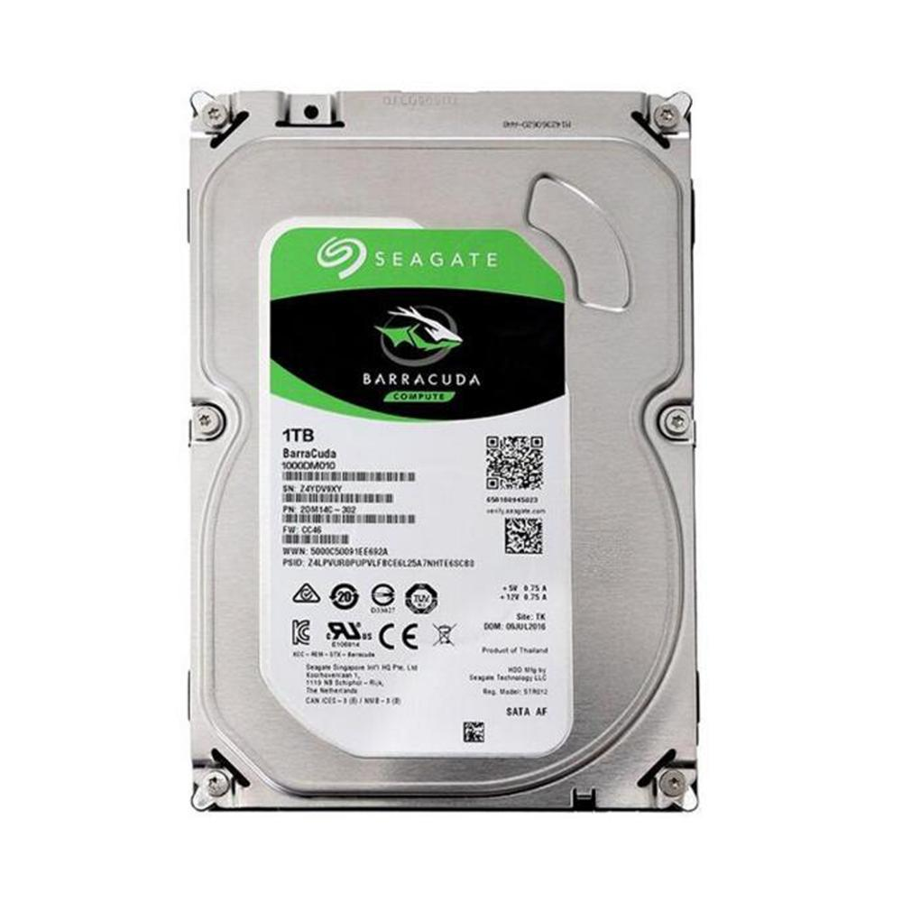 Seagate PC Buffer HDD Hard-Disk Desktop Internal Used 5900-7200RPM 2TB 4TB 3TB 64MB Mechanical