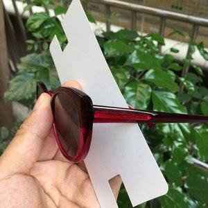 Image 3 - Frauen sonnenbrille paris mode Italien acetat 100% UV schutz
