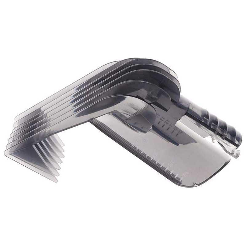 Уход за волосами гребень машинка для стрижки триммер бритва направляющее крепление для QC5130 QC5105 QC5115 3-21 мм регулируемый 2 шт